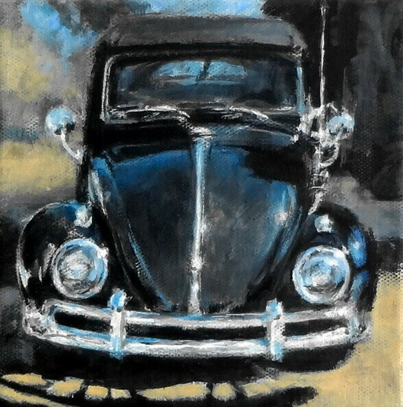 Donna Gordon Things Punch Buggy Black No Punch Back